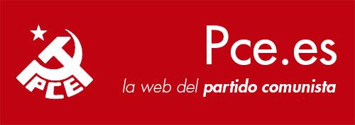 web del partido comunista de españa
